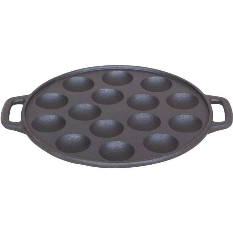 Poffertjes koekenpan pan voor 15 poffertjes 25 cm