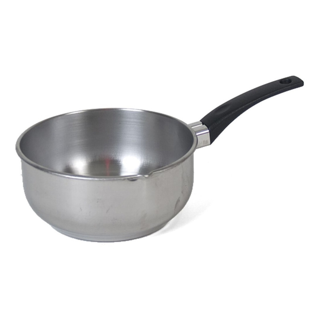 Rvs steelpan sauspan van 16 cm 10287509
